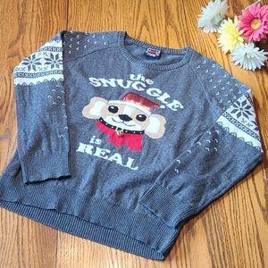 Holiday / Christmas dog sweater